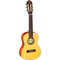 Ortega Family Series R121-1/4 1/4 Size Classical Guitar Satin Natural 0.25