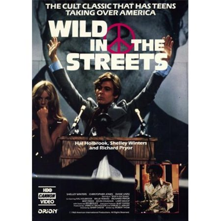 Posterazzi MOV189675 Wild in the Streets Movie Poster - 11 x 17 in. - image 1 de 1