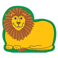Mini Notepad - Lion