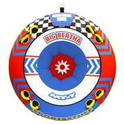 SportsStuff BIG BERTHA Towable Tube, 4 Riders