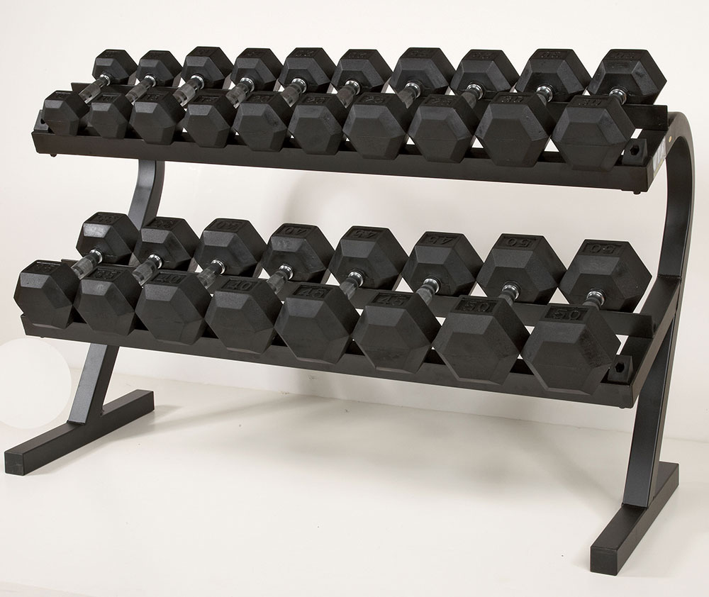 Economy Dumbbell Rack by Perform Better