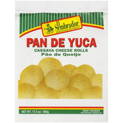 El Sembrador Pan De Yuca, 17 oz