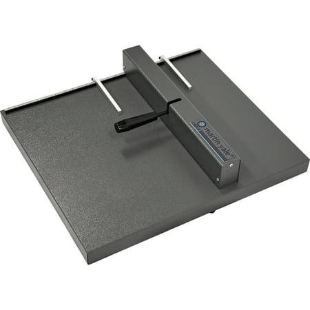 Premier, PRECR818, CR818 Manual Smart Creaser, 1 / Each, - Premier Black Manual Range