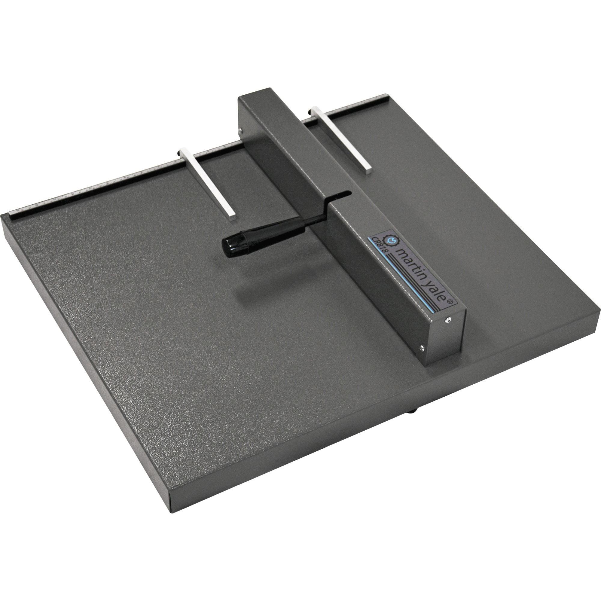 Premier, PRECR818, CR818 Manual Smart Creaser, 1 / Each, Gray