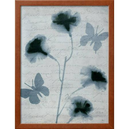 Beauty of Light Blue 3 Framed Print Wall Art By Dan Zamudio ...