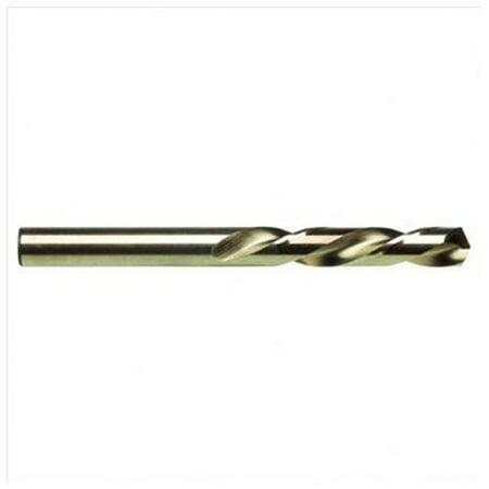 Hanson 30510 Left Hand Mechanics Length Cobalt High Speed Steel Drill Bit -