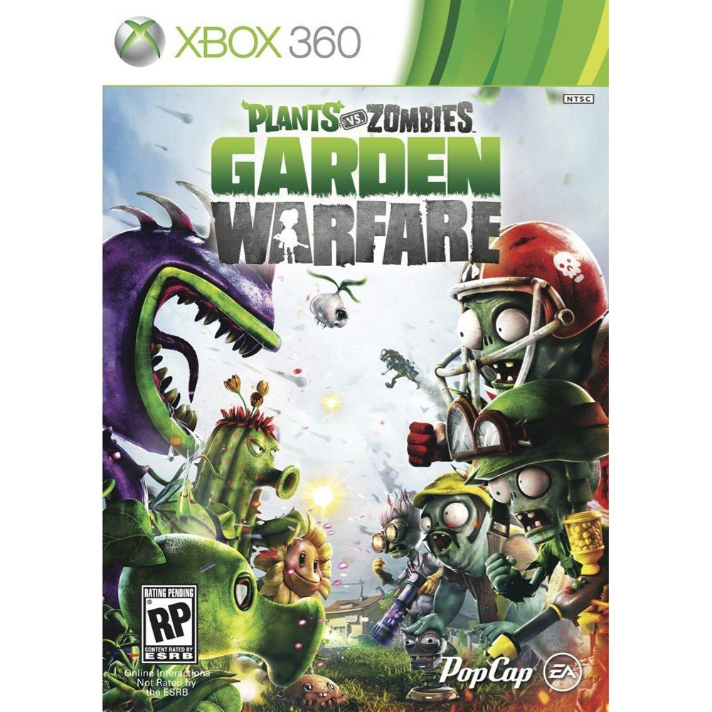 Plants Vs Zombies Garden Warfare (Xbox 360)
