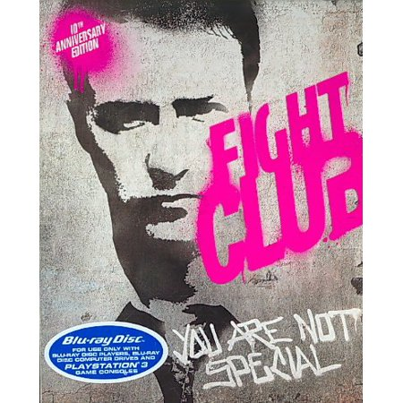 fight club blu ray  Fight Club (Blu-ray) -