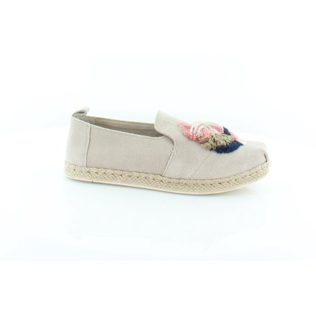 TOMS Decalp Women's Flats & Oxfords Oxford Tan Size 7.5 M (Toms Clearance Outlet)
