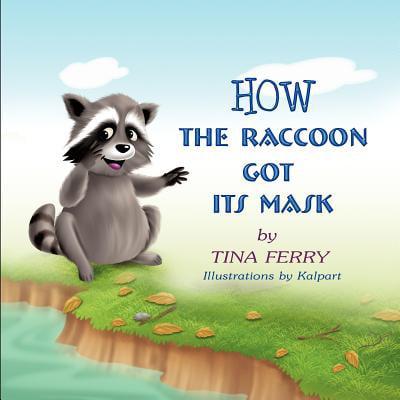 How the Raccoon Got Its Mask (Raccoon Mask)