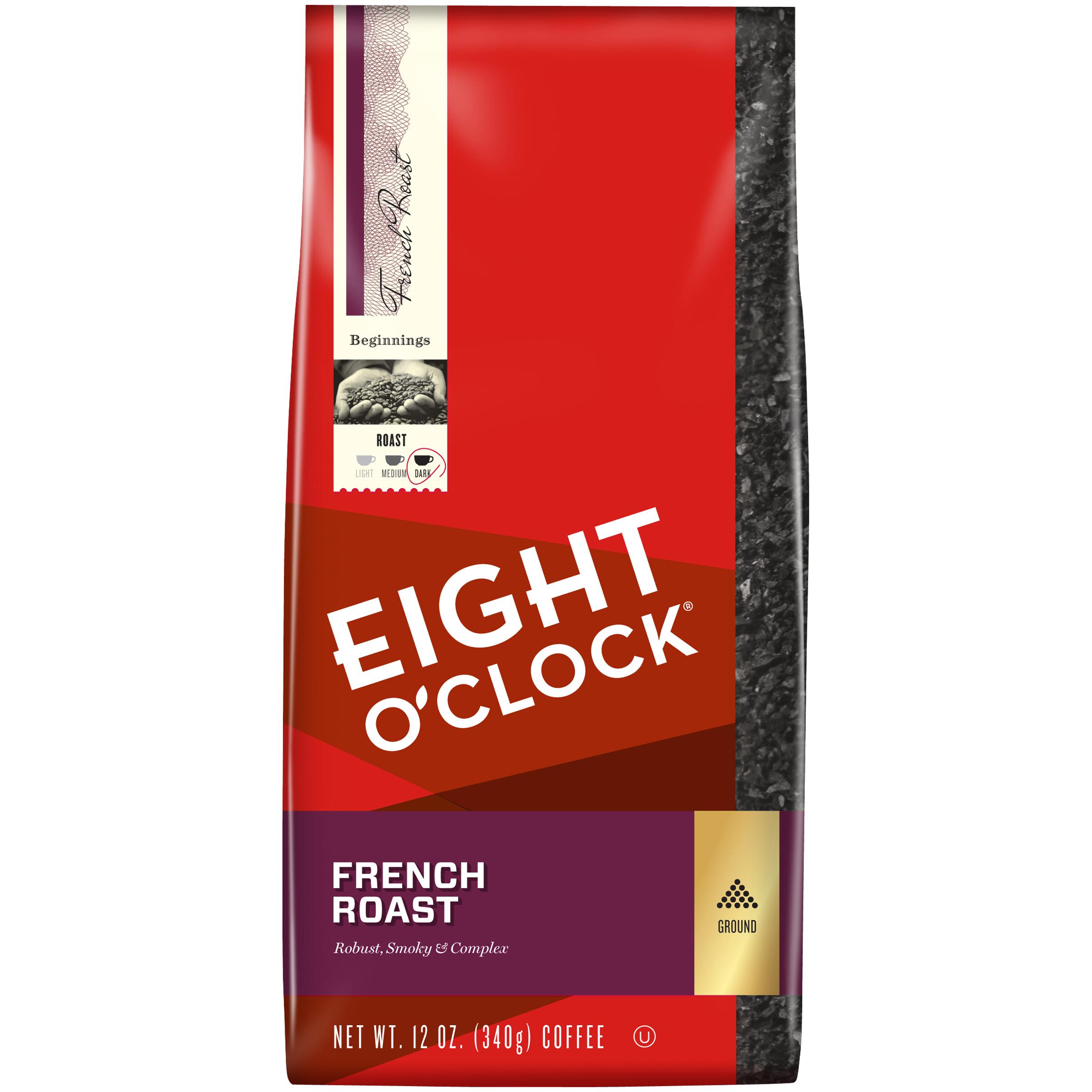 Eight O'Clock® French Roast Ground Coffee 12 oz. Bag