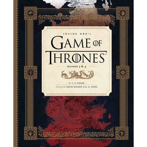 Inside HBO's Game of Thrones: Season 3 and 4