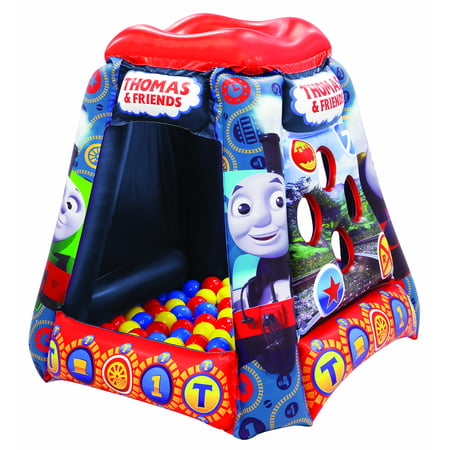 Thomas & Friends Steam Team Playland Ballpit includes 20 Balls