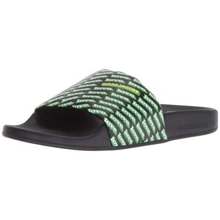 Womens Love Aqura Open Toe Casual Slide Sandals (Marc By Marc Jacobs Peep Toe)