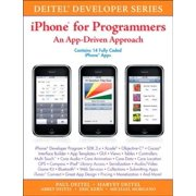 iPhone for Programmers - eBook