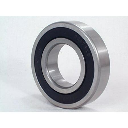 B4 Bearing - Peer Bearing 1641-2RS 1600 Series Radial Bearing, 1