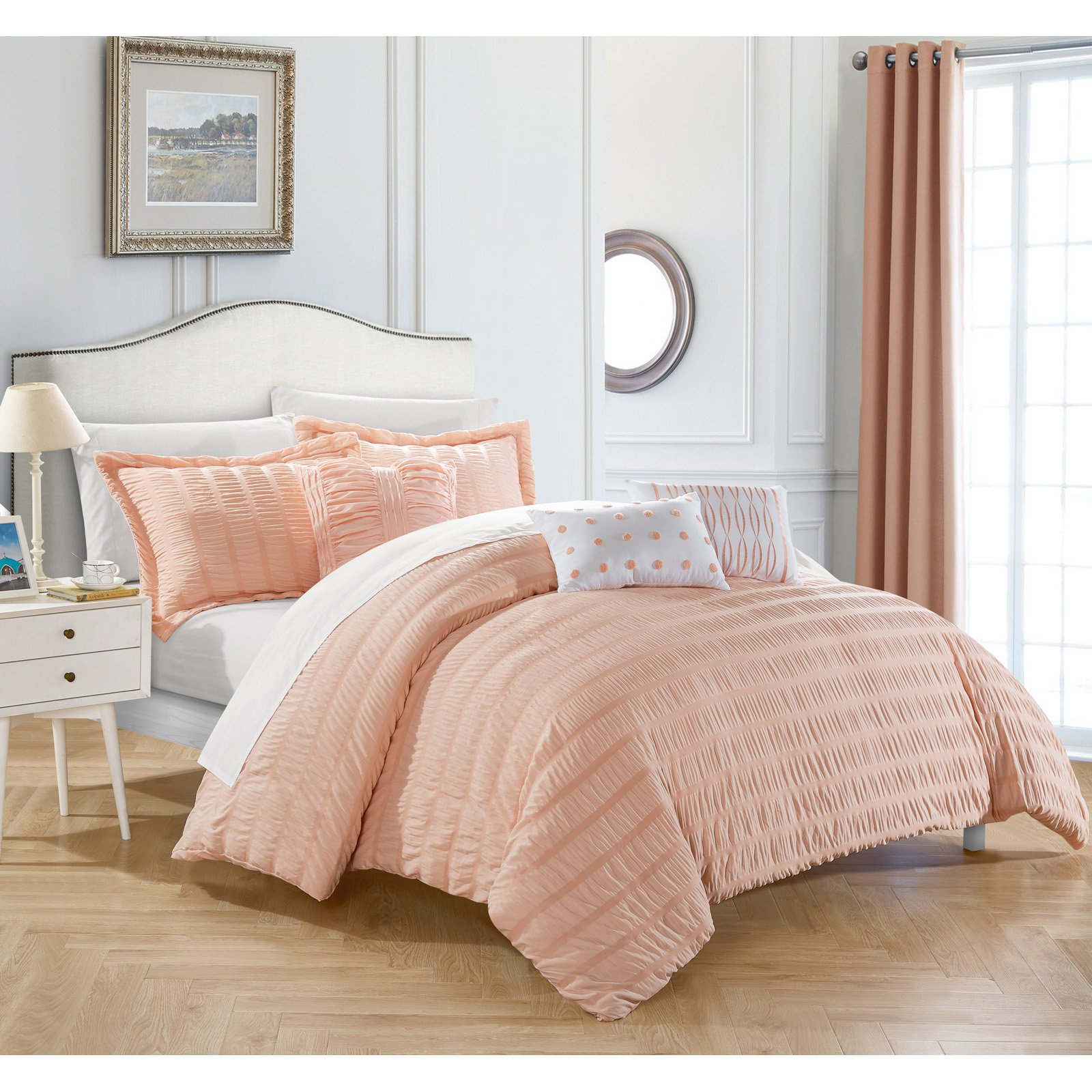 Jayrine Comforter Set by Chic Home