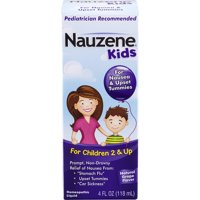 Alva Amco Nauzene  Liquid For Nausea, 4 oz