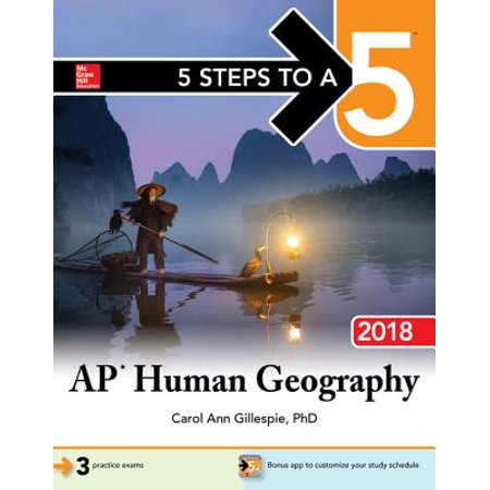5 Steps to a 5 AP Human Geography 2018 edition -