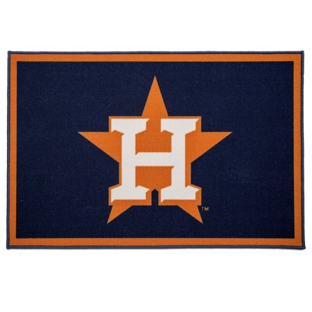 - MLB Houston Astros Soft Area Rug with Non-Slip Backing by Delta Children