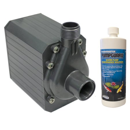 PONDMASTER Supreme PM-9.5 Mag Drive 950 GPH Pond Water Pump w/ Solution | 02720