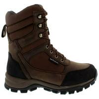 Field & Stream Men's Silent Tracker 1000g Field Hunting Boots (Brown, 8.5)