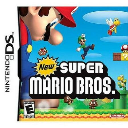 new super mario bros (Party City Mario Bros)