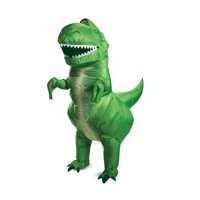 Disney Toy Story Rex Adult Inflatable Costume