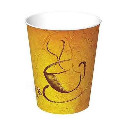Disposable Hot Cup, White ,International Paper, SMR-12-SOHO