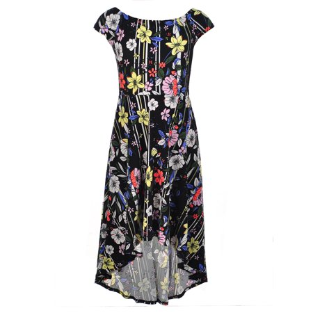 Derek Heart Girls' Maxi Dress
