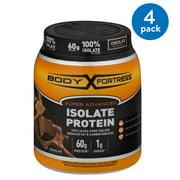 Body Fortress Super Advanced Whey Protein Powder, Chocolate, 60g Protein, 1.5 Lb
