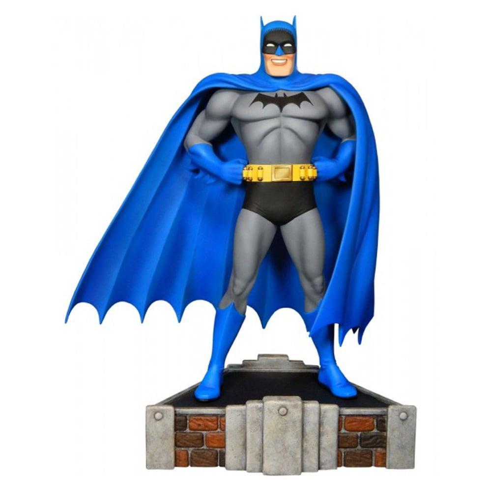 classic Batman exclusive black variant tweeterhead statue 50 made by Platinum Tweeter Toys