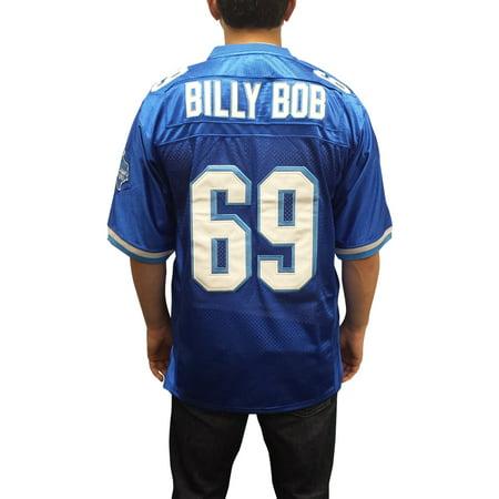 705fb5d4d Billy Bob  69 Coyotes Football Jersey Varsity Blues West Canaan Costume  Uniform