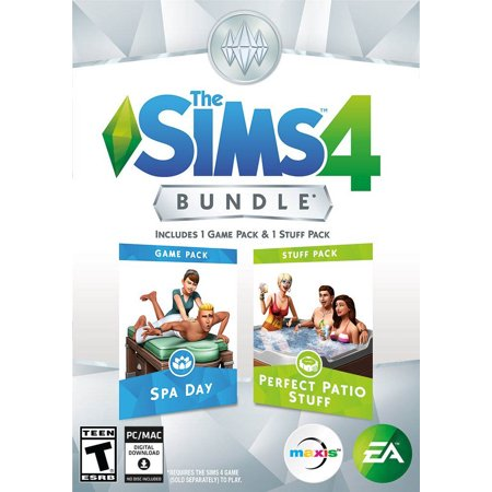 Sims  Spa Day Ratings