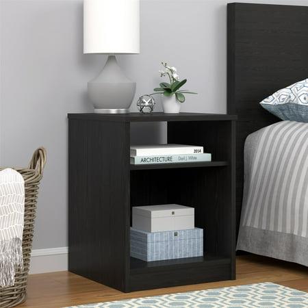 Mainstays Classic Open Shelf Nightstand