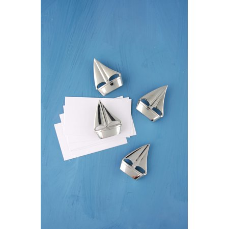 12 Pieces of Place Card Holder Sailboat (Set of 4) - Walmart com