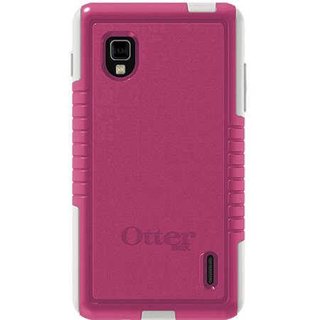 OtterBox Commuter Case for LG Optimus G LS970 - Pink/White ()
