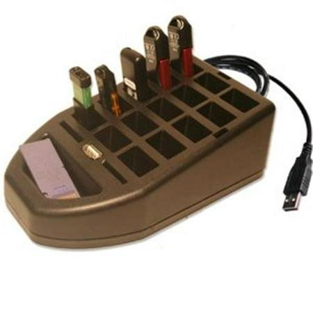 FLASHkaddy 2435 Needs no batteries Flash Drive Organizer