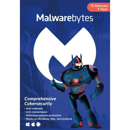 Malwarebytes Premium 10-Device
