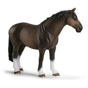 Schleich Hanoverian Stallion Toy Horse