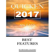 Quicken 2017: Any Easy Guide to the Best Features - eBook
