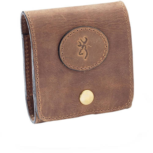 Browning Crazy Horse Leather Cartridge Case