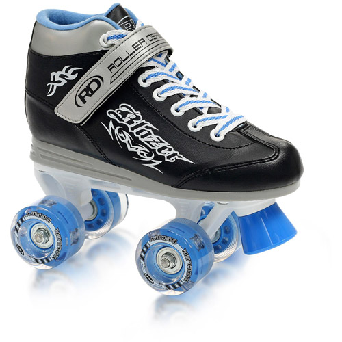 Blazer Boy's Lighted Wheel Roller Skates