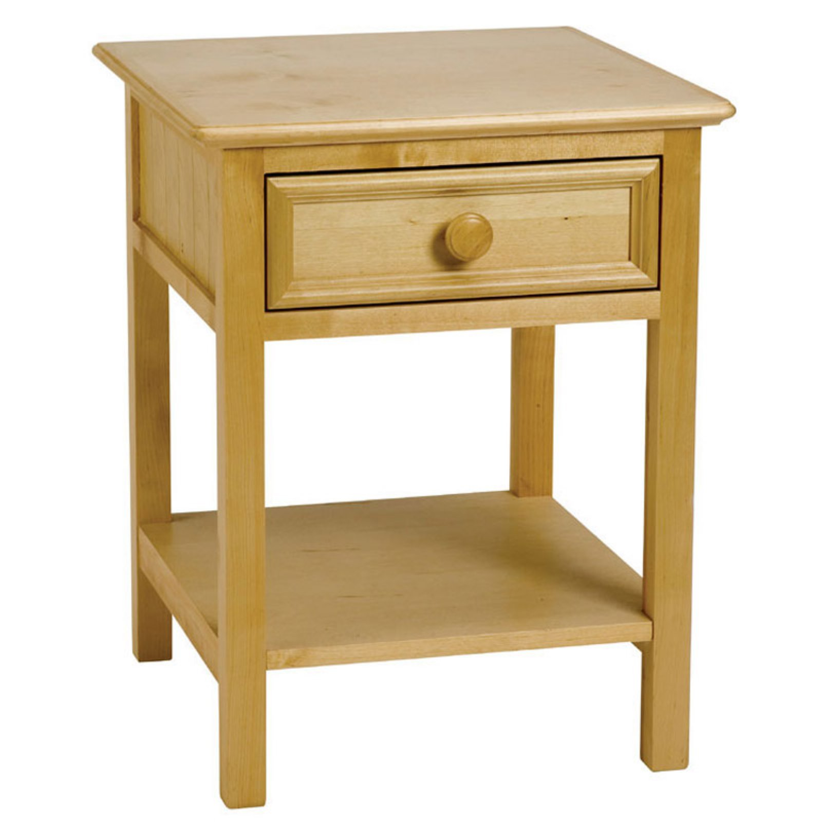 Bolton Furniture Wakefield 1-Drawer Nightstand, Multiple Colors