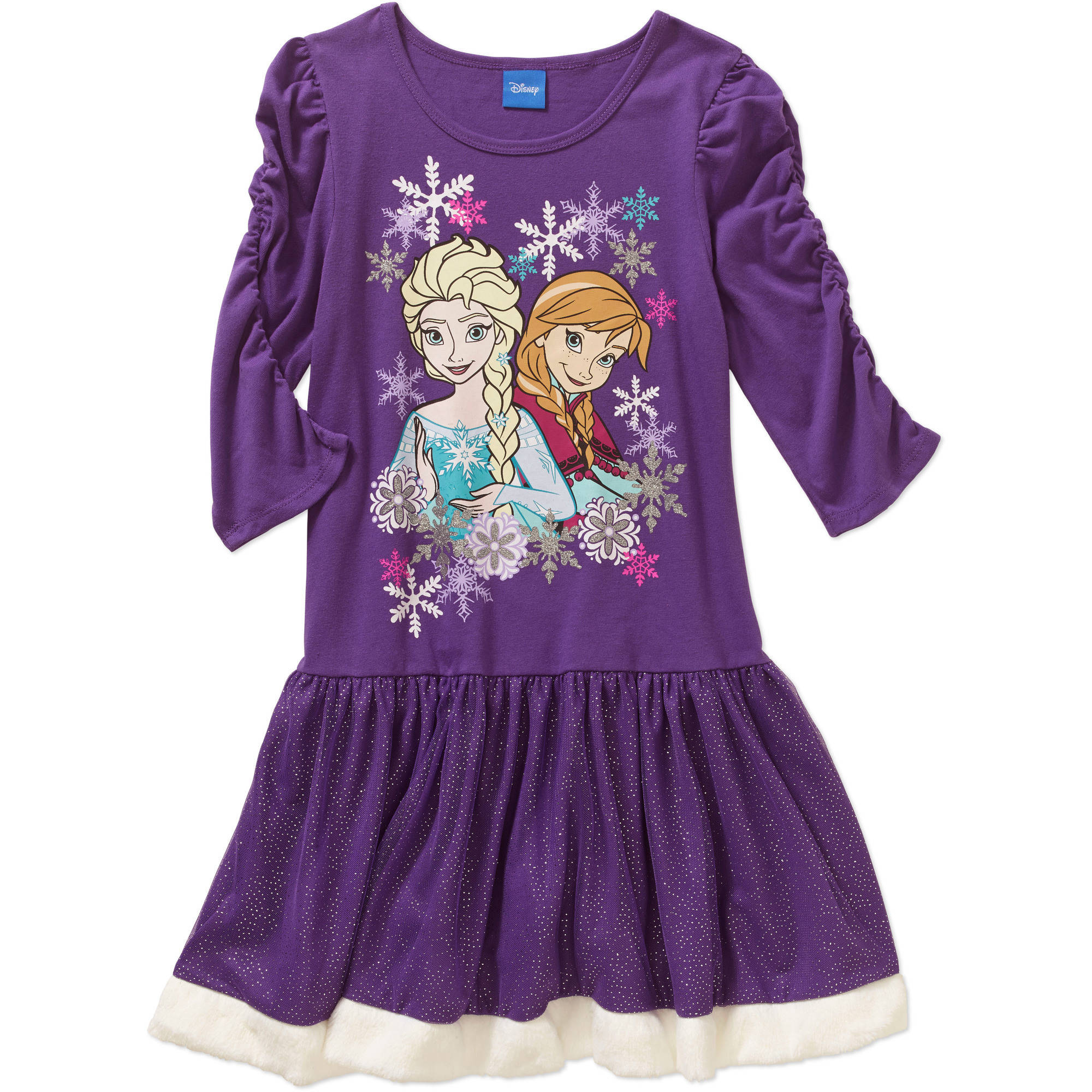 Disney Frozen Girls' Tutu Dress