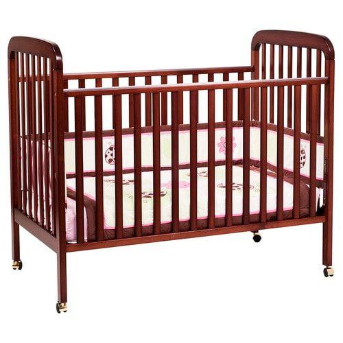 DaVinci Alpha 3-in-1 Convertible Crib in Cherry