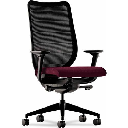 Hon Nucleus Series Work Chair, Black Ilira-Stretch M4 Back