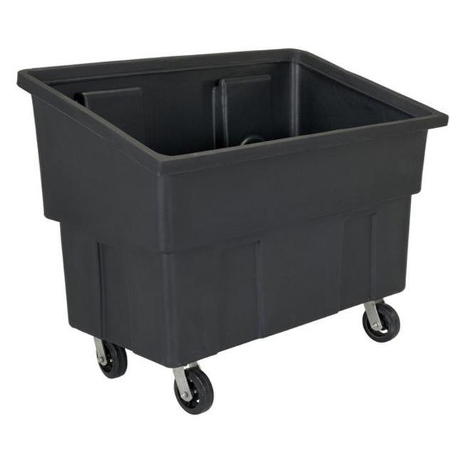 Vestil MPT-2 Polyethylene Tote, 600 lbs