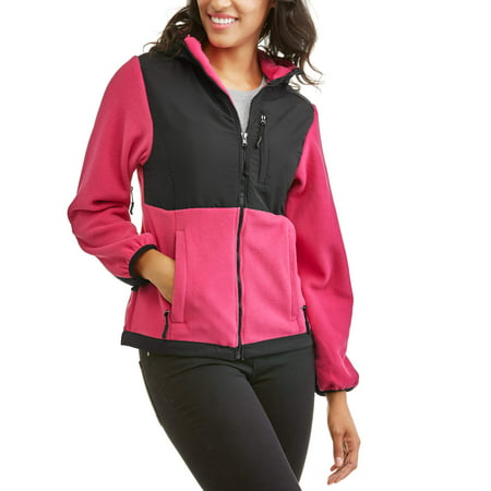Women's Hooded Fleece Soft Shell Jacket