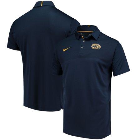Kent State Golden Flashes Nike 2017 Coaches Sideline Dry Elite Performance Polo - Navy